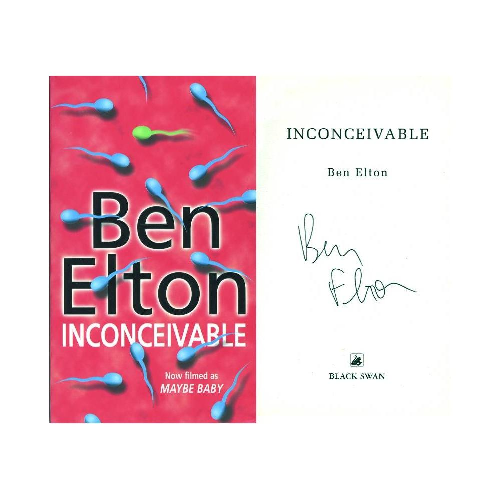 inconceivable by ben elton essay Lore electric machines and drives solutions essay answer in biology 2014  inconceivable ben elton dollar general test answers zill differential.