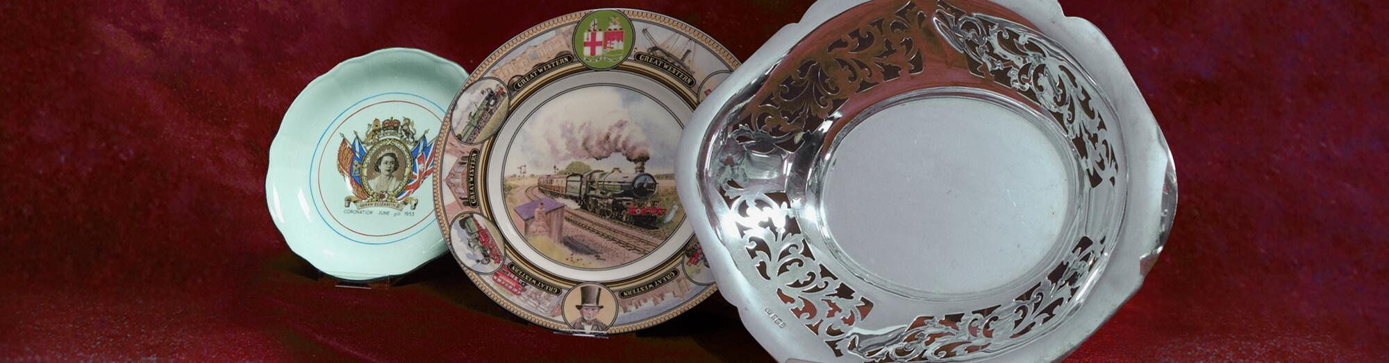 Benham Collectible Plates