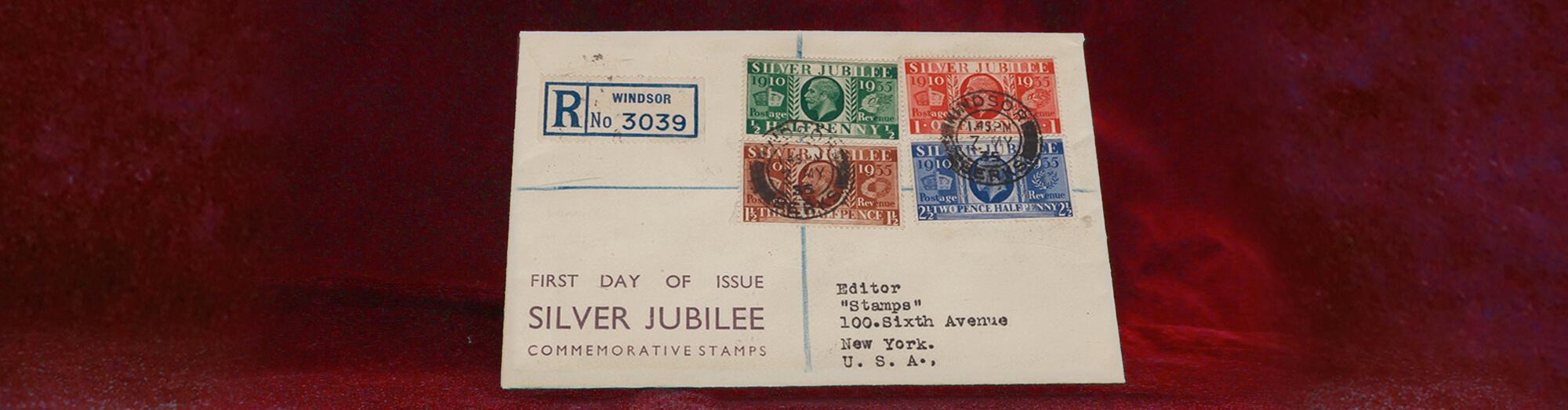 Benham Stamps