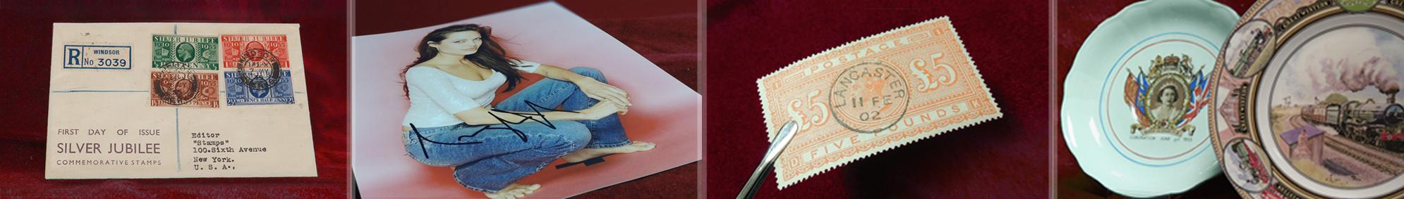 Ring Fitting Stamp Albums