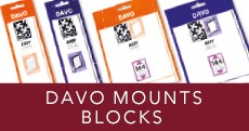 Davo Mounts Blocks