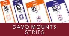 Davo Mounts Strips