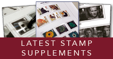 Latest Stamp Supplements