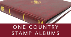 One Country Stamp Albums