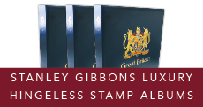 Stanley Gibbons Luxury Hingeless Stamp Albums