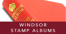 Windsor Stamp Albums