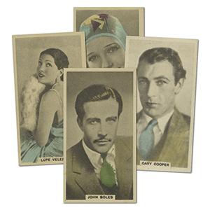 Cinema Stars - Set 5 (32) Abdulla 1933