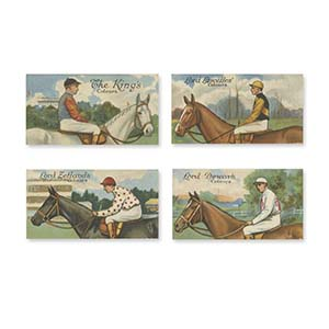 Racing Series (50) E. & W. Anstie 1922
