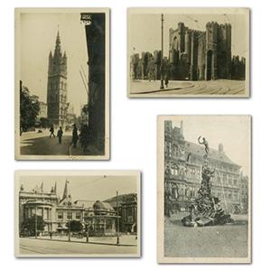 La Belgique Monumentale et Pittoresque (Large 55/60) B.A.T 1926