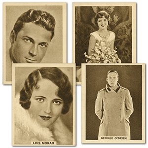Celebrities of Film and Stage (Large - 40/50) B.A.T 1930