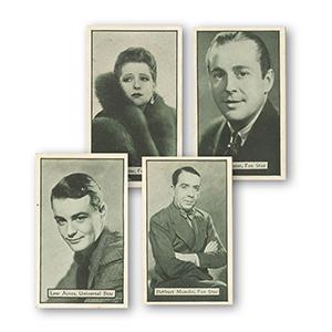 Personality Series - Film Stars (72) Carreras (Overseas) 1933