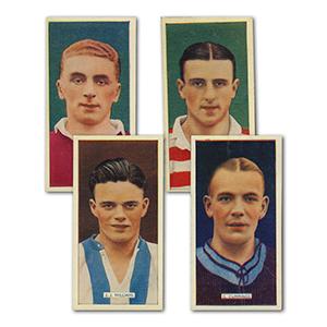 Popular Footballers (48) Carreras 1936