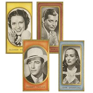 Film Favourites (50) Carreras 1938