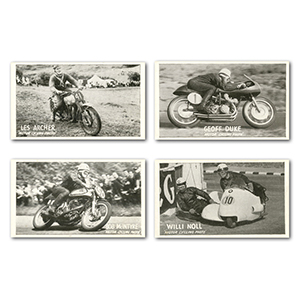Famous Riders (18) Castrol 1956