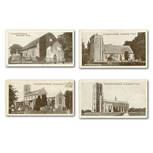 East Suffolk Churches (50) Churchman 1917