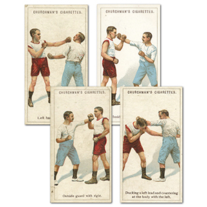 Boxing (25) Churchman 1922