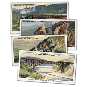 Empire Railways (50) Churchman 1931