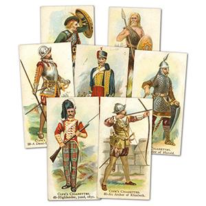 British Warriors (50) Cope Bros 1912