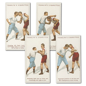 Boxing (25) Franklyn, Davey & Co 1924