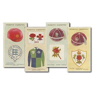 International Cap & Badges (25) Hignett 1924