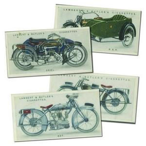 Motor Cycles (50) Lambert & Butler 1923
