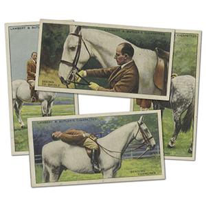 Horsemanship (50) Lambert and Butler 1938