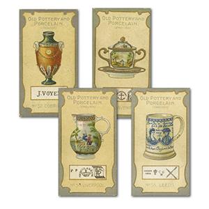 Old Pottery & Porcelain - Second Series 51-100 (50) R. J. Lea 1912