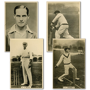 Famous Test Cricketers (22/27) Millhoff 1928