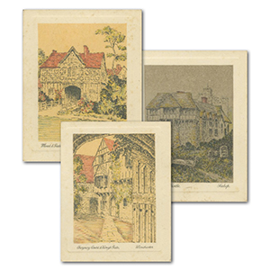 Picturesque Old England (25) Millhoff 1931