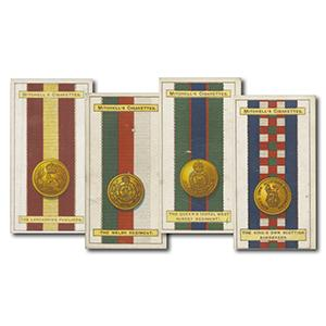 Army Ribbons and Buttons (25) Stephen Mitchell 1916