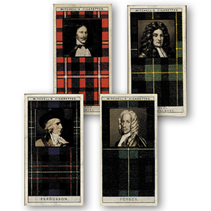 Clan Tartans (50) Stephen Mitchell 1927