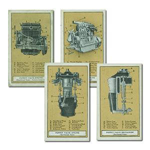 Motor Series - Motor Parts (25) B. Morris 1922