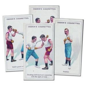 Boxing (25) Ogdens 1914