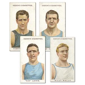 Boxers (50) Ogdens 1915
