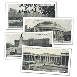 Sights of London (25) Ogdens 1923