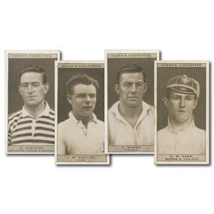 Famous Rugby Players (50) Ogdens 1926