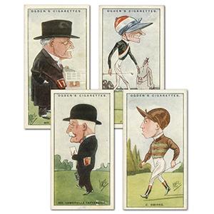 Turf Personalities (50) Ogdens 1929