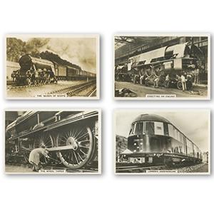 British Railways (48) Pattreiouex (Senior Service) 1938