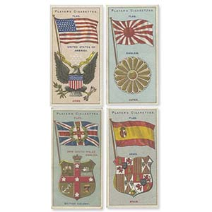 Countries - Arms and Flags (50) Player's 1905