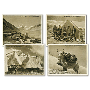 Mount Everest (Large - 20) Player's 1925