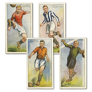Footballers 1928-29 - Second Series (25) Player's 1929