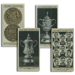 Association Cup Winners (50) Player's 1930