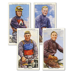 Speedway Riders (50) Player's 1937