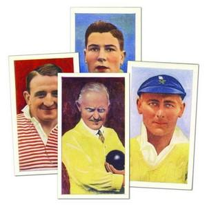 Celebrities of Sport (50) R & J Hill 1939