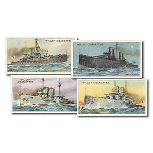 The World's Dreadnoughts (25) Wills's 1910