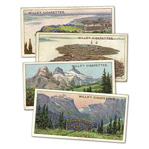 Overseas Dominions - Canada (50) Will's 1914