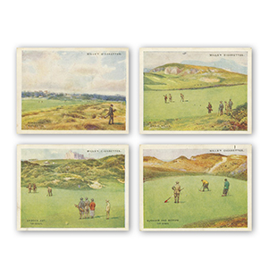 Golfing (Large - 25) Will's 1924