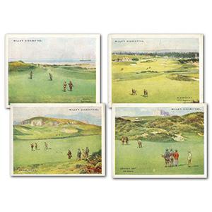 Golfing (Large 23/25) Wills 1924