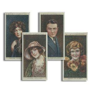 Cinema Stars - 2nd Series (25) Wills 1928