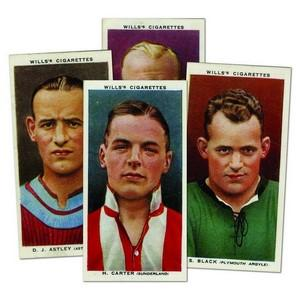 Association Footballers (50) Wills 1935